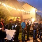 Weihnachtsmarkt Oberwiehl Opening